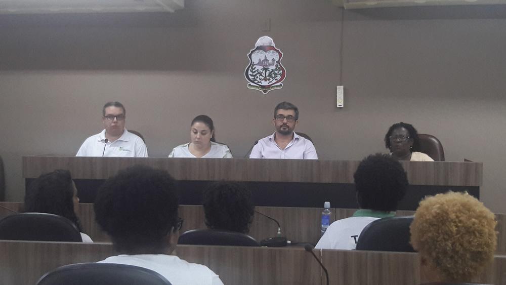Comissão de Educação ouve alunos do IFSuldeminas