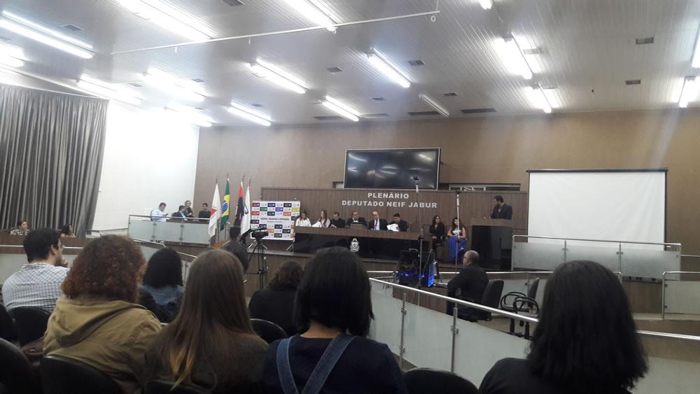 UEMG comemora seus 30 anos na Câmara