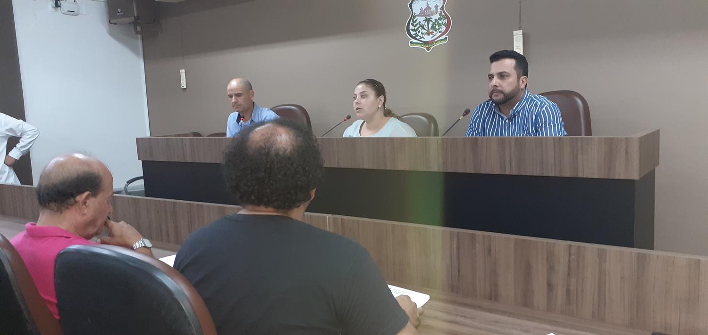 Comissão debate o Orçamento de 2020