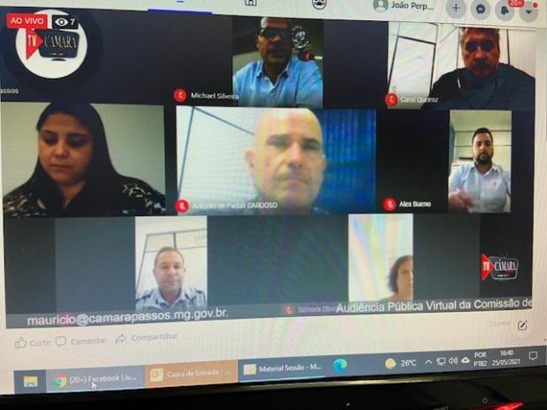 Audiência debate o projeto da LDO
