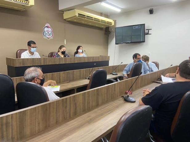 Transporte dos aplicativos: Câmara inicia debate