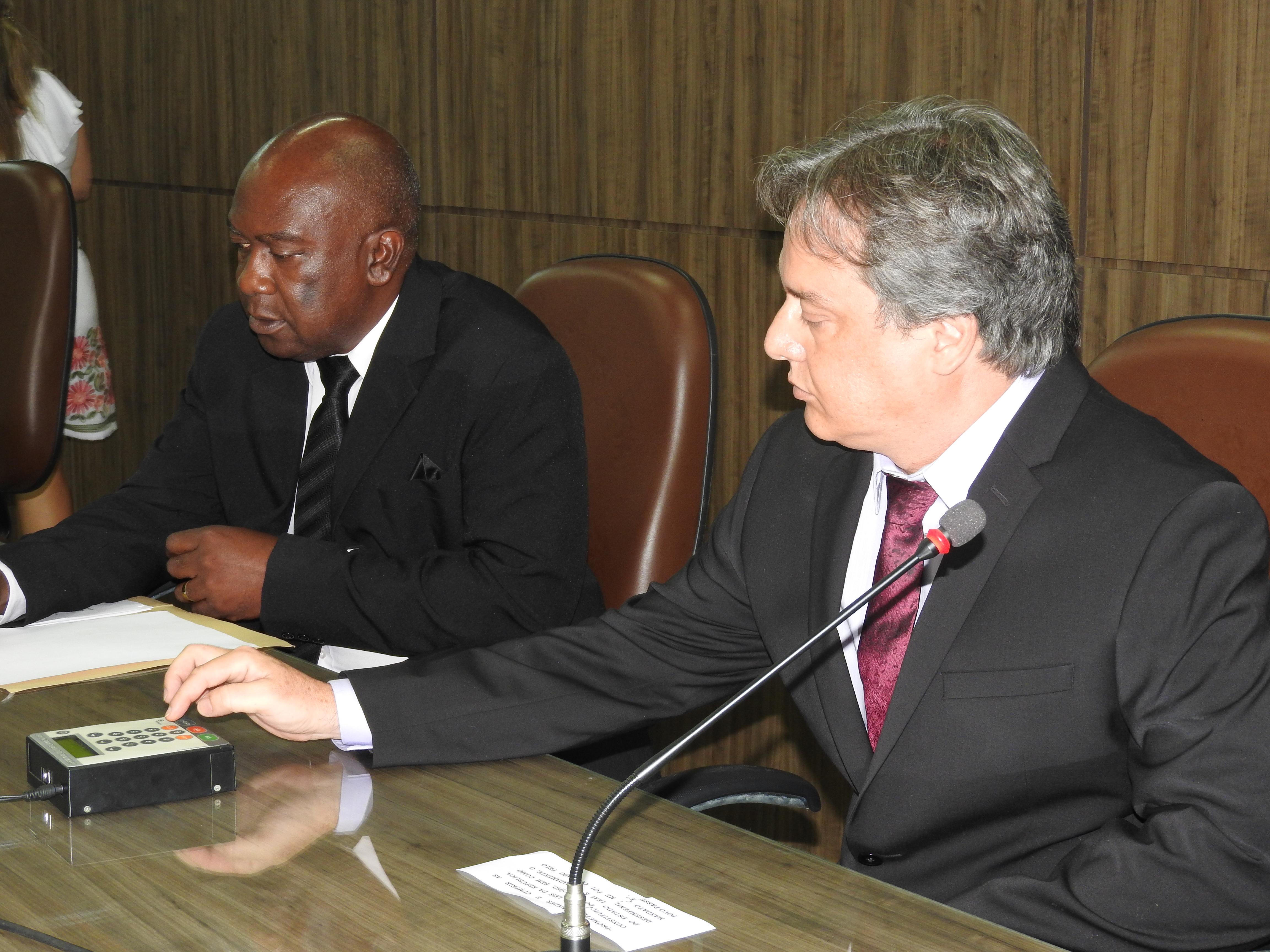 Instalada a 18ª Legislatura e eleita a nova mesa diretora