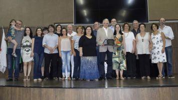 Vereadores homenageiam Dr. Márcio Maia