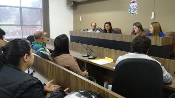 Vereadora  Belinha busca cobertura para alunos da Unifran