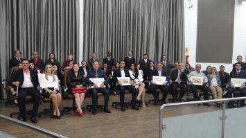 Câmara premia empresas com o Excelência Empresarial