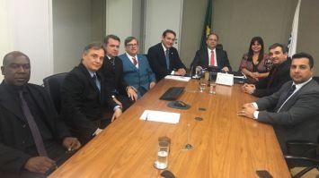 Audiência tem muitas conquistas em Brasília