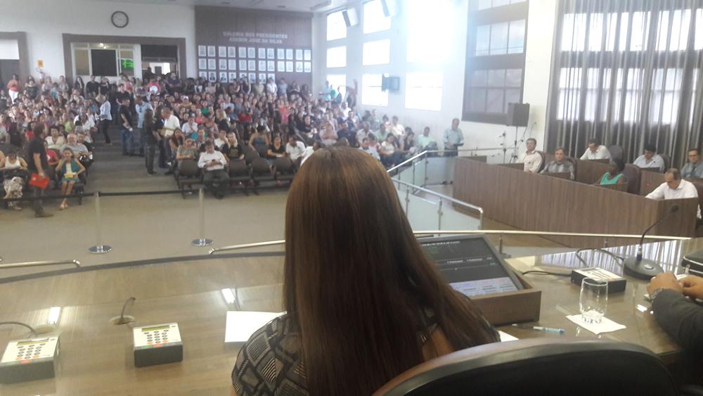 Câmara aprova moção contra reforma da Previdência