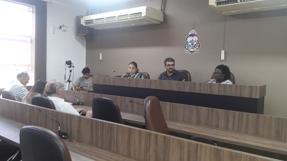 Comissão debate situação das nascentes