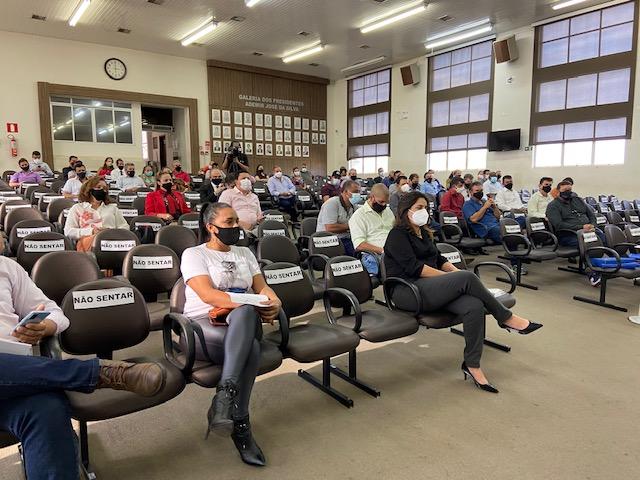 Associação reúne vereadores do Médio Rio Grande