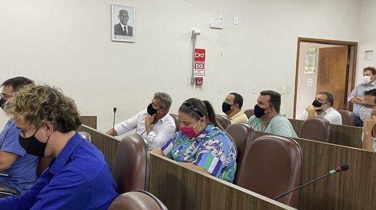 Câmara debate ações da Sec. Desenvolvimento Social