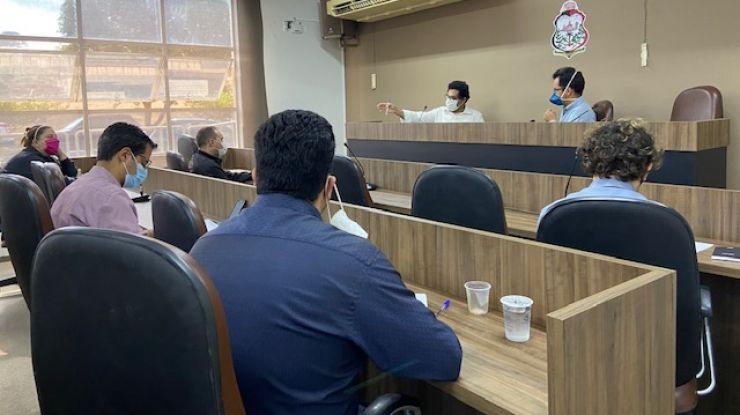 Câmara inicia debate do Plano Diretor com engenheiros